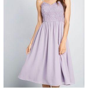 BNWT ModCloth Exceptional Attire A-Line Dress (10)